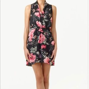 Wilfred floral dress